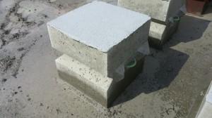 2'x2'x2' Interlocking Block